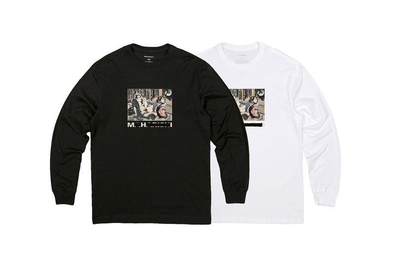 Traditional Japanese Graphic Tees