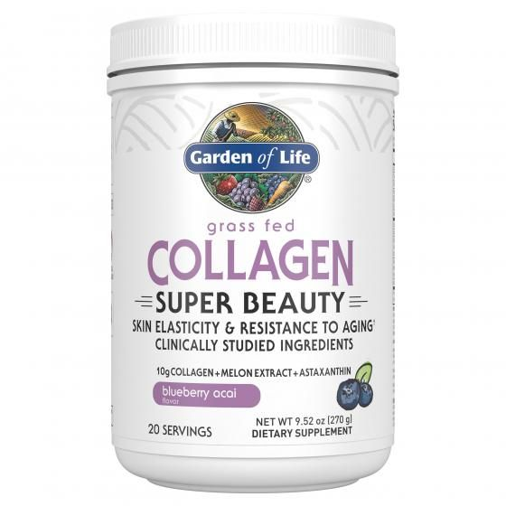 Lifestyle-Focused Collagen Products