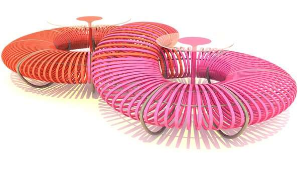 Slinky Seating