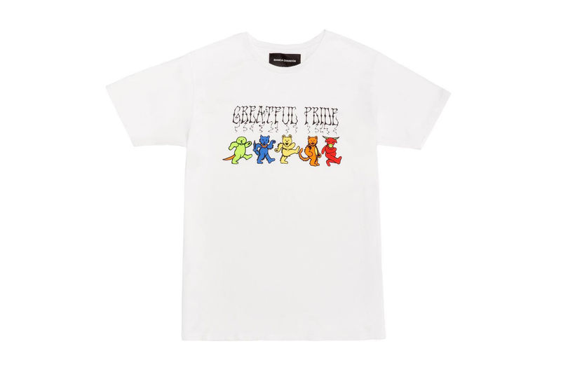 Pride-Supporting Graphic Tees