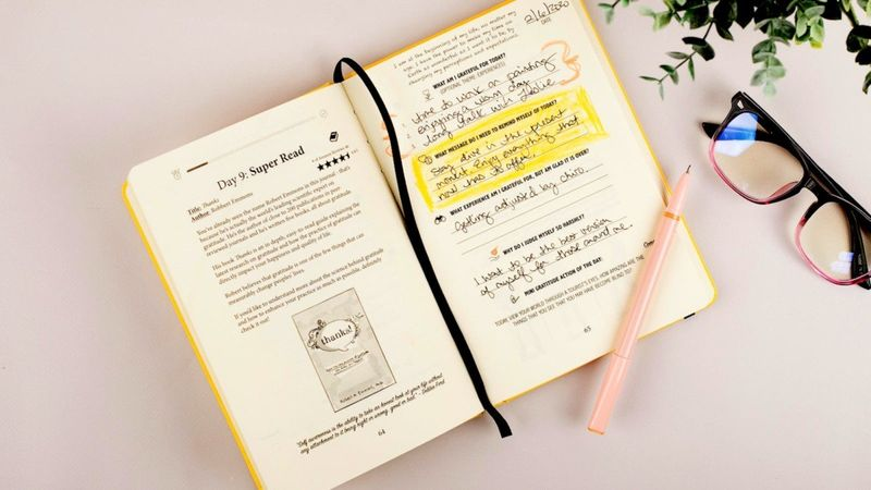 Guided Appreciation Notebooks