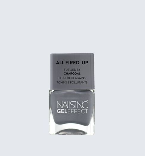 Detoxifying Charcoal Nail Polish