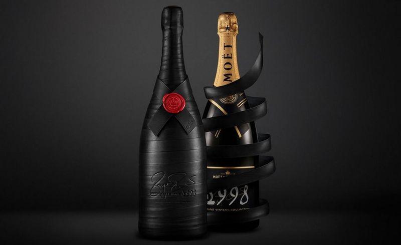 Celebratory Charity Champagne