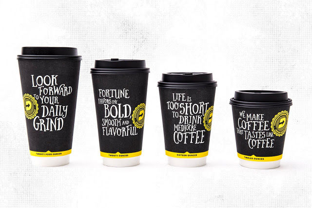 Self-Boasting Coffee Cups