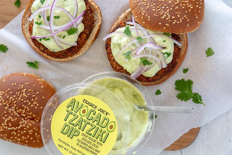 Avocado-Infused Greek Dips