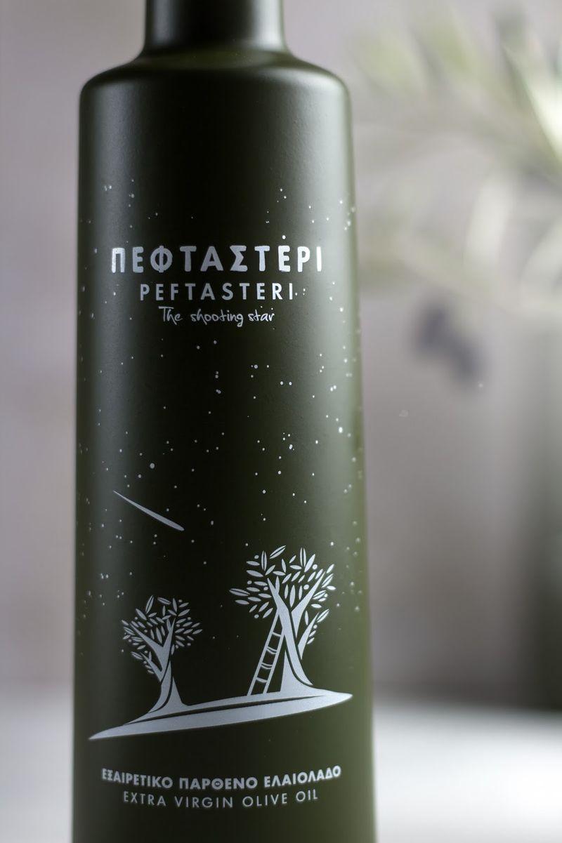 Galactic Olive Oil Branding