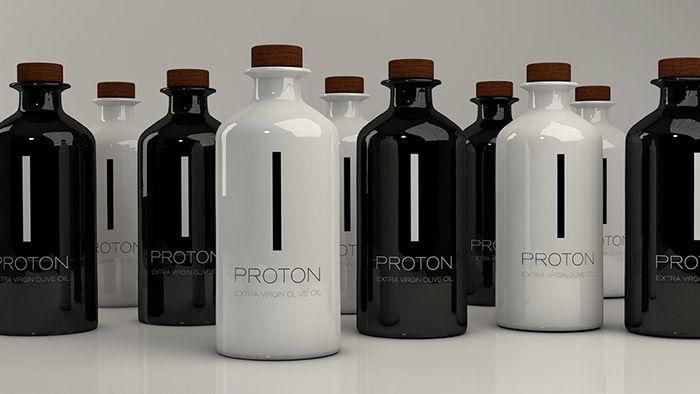 Medicinal Olive Oil Branding