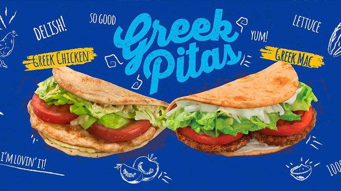 Fast Food Pitas