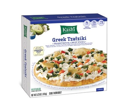 Single-Serve Greek Pizzas