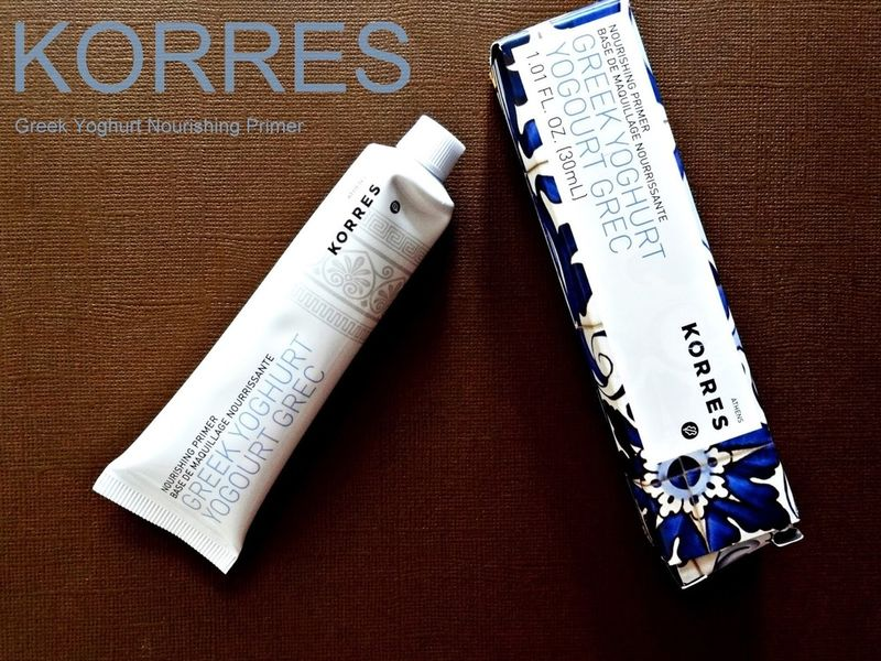 Greek Yogurt Makeup Primers