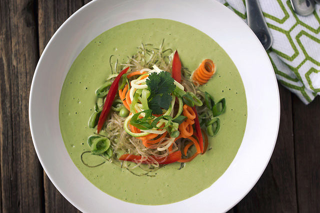 Veggie-Packed Cold Soups