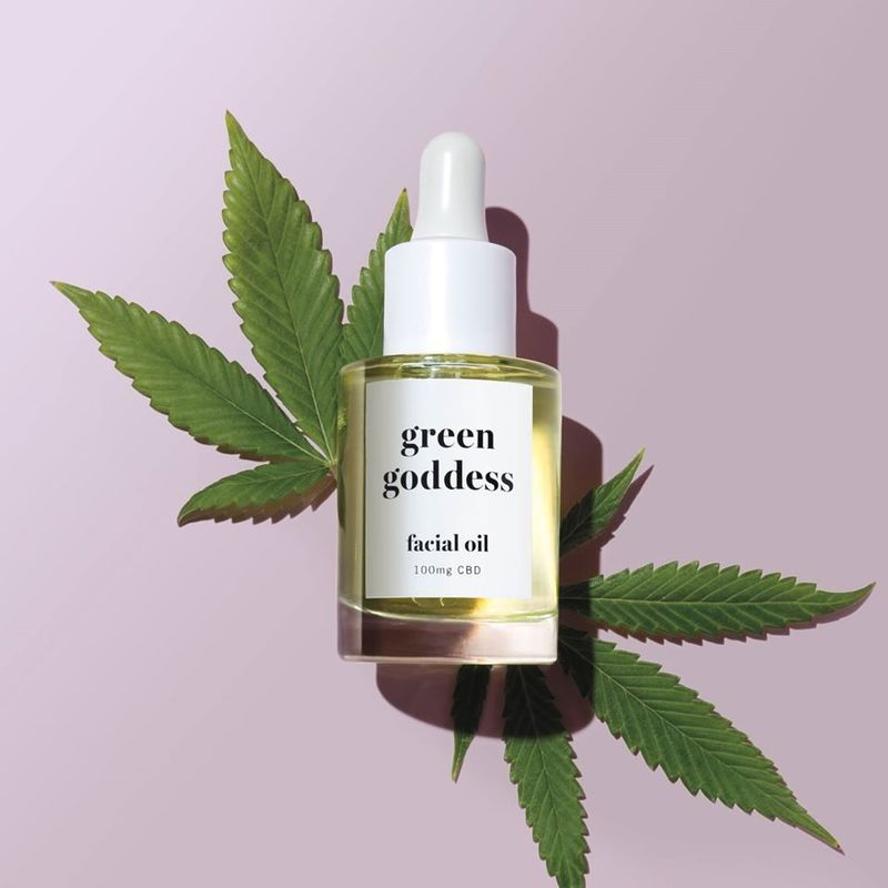 Soothing CBD Face Oils