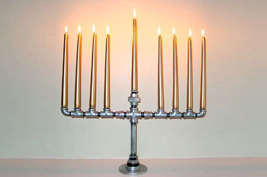 Green Hanukkah Ideas