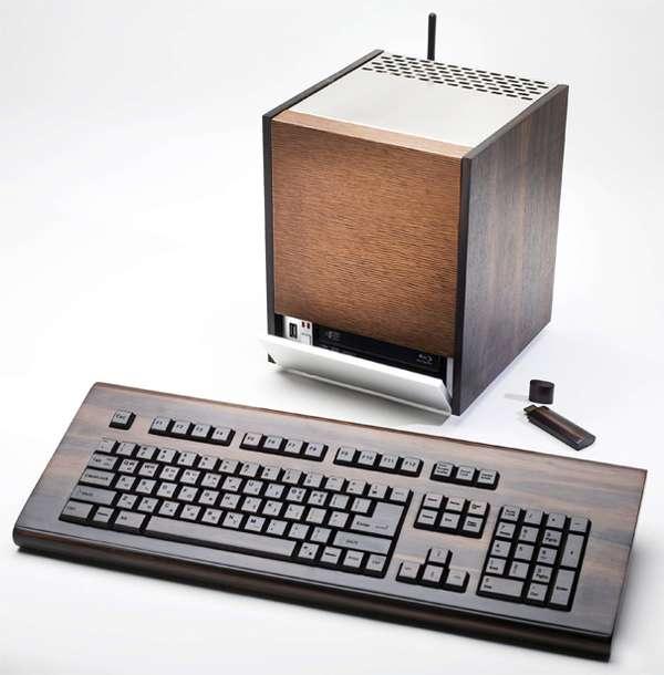 Earth-Saving Luxury PCs
