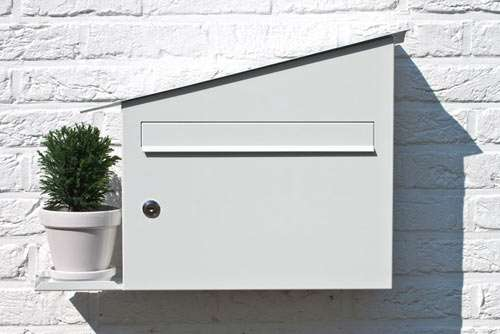 Plant-Friendly Mailboxes