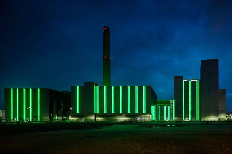 Green Power Plants