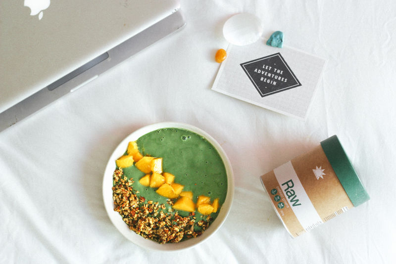 Cold-Busting Smoothie Bowls