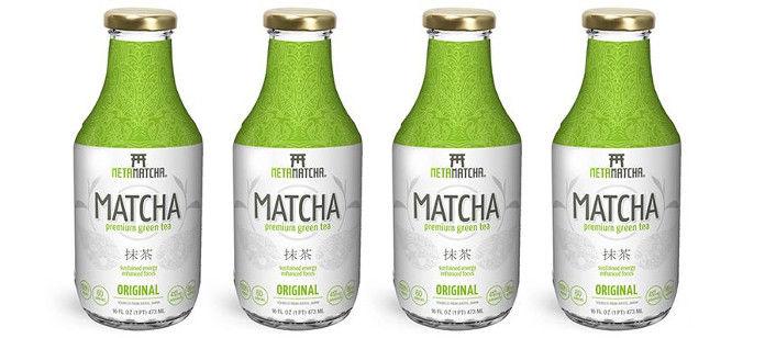 Organic Matcha Beverages