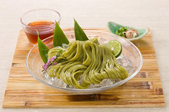 Fermented Tea Noodles