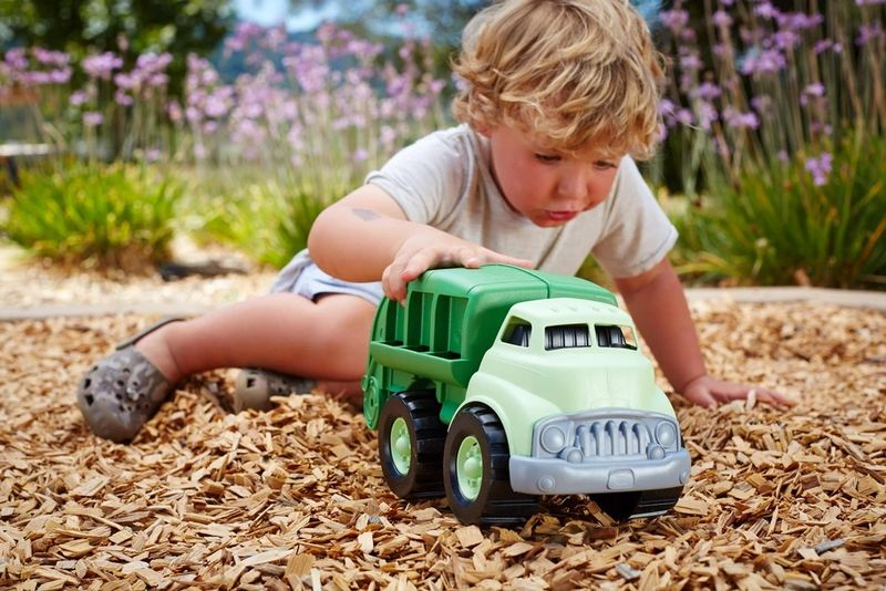 Sustainable Recycling-Themed Toys