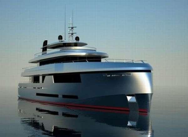 Luxe Hyrbid Yachts