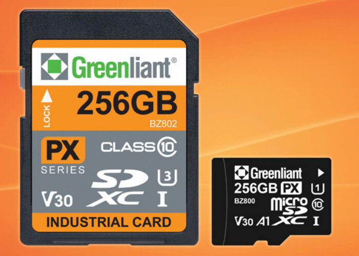 Industrial Application Storage Cards