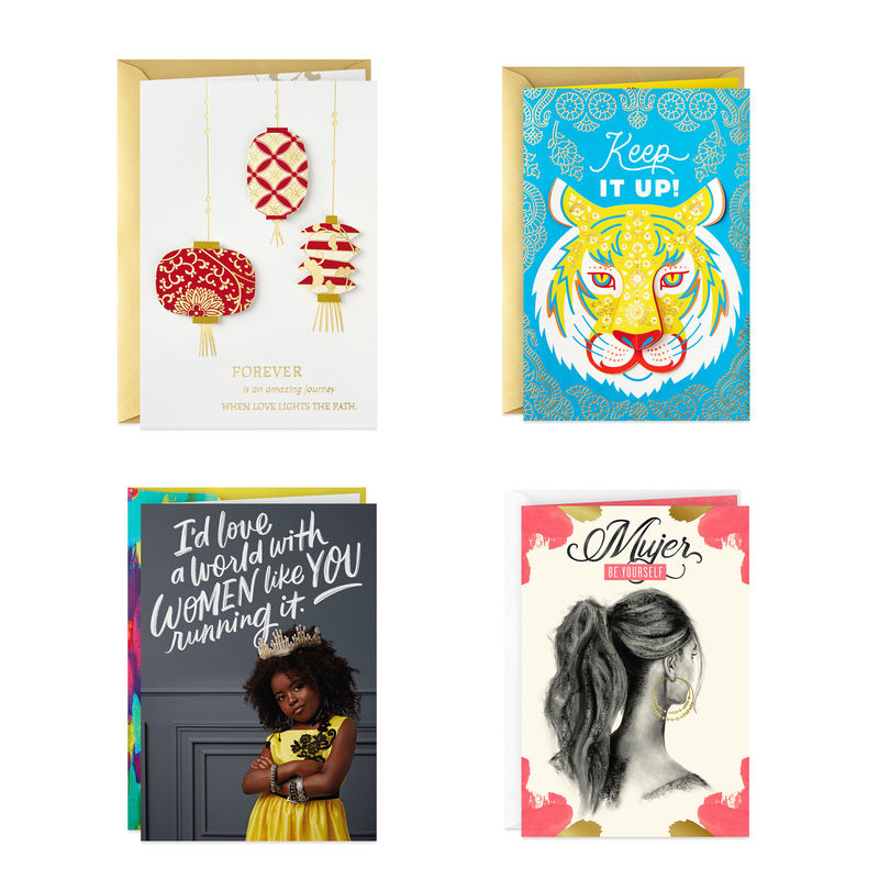 Multicultural Greeting Cards