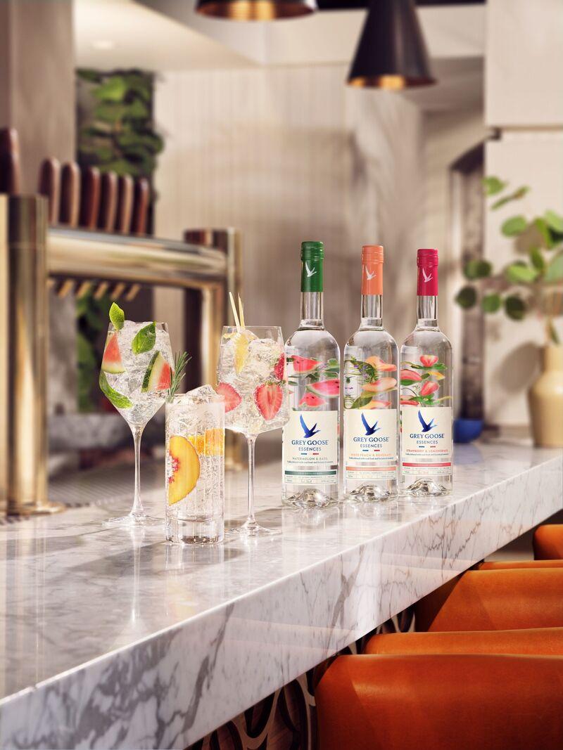 Naturally Vibrant Vodkas
