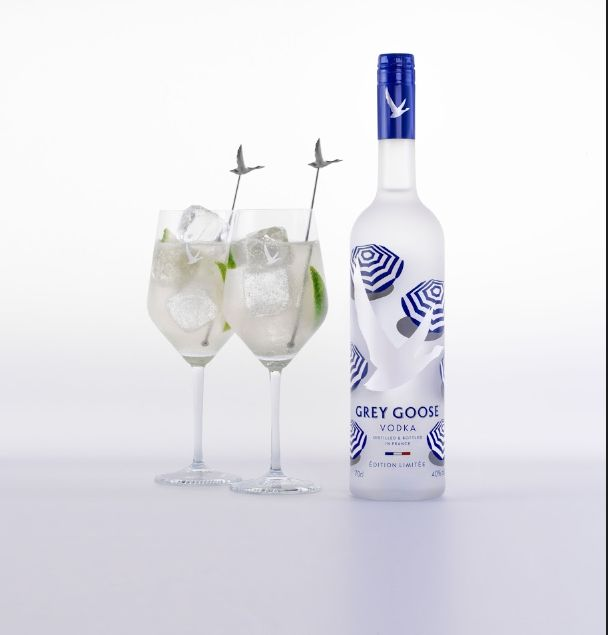 Artist-Designed Vodka Bottles