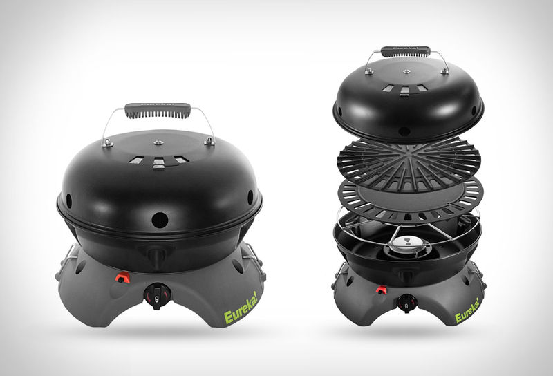 Cast-Iron Propane BBQs