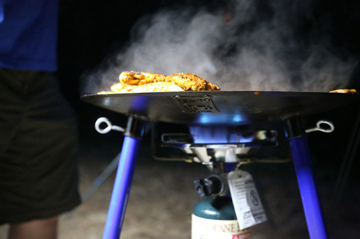 Mobile Grill Kits