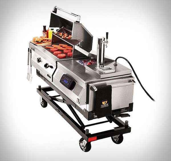 Deluxe Grilling Devices