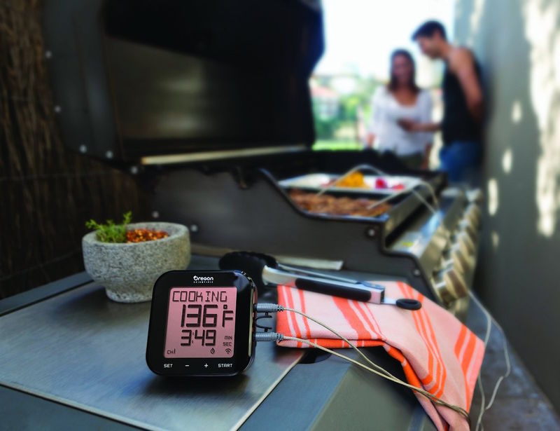 Bluetooth BBQ Thermometers : grill thermometer