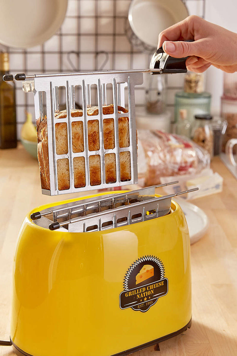 Cheesy Hot Sandwich Toasters