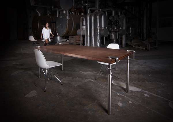 C Clamp Tables Grip Table Legs