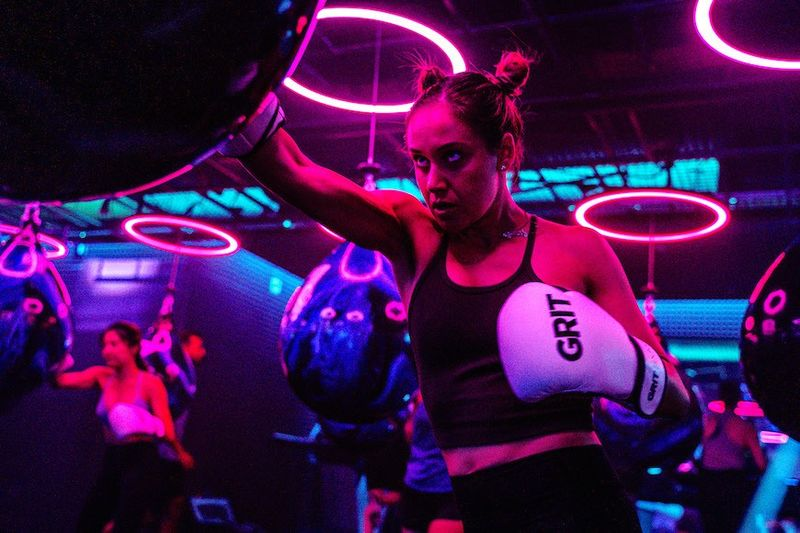 Nightclub-Style Boxing Gyms
