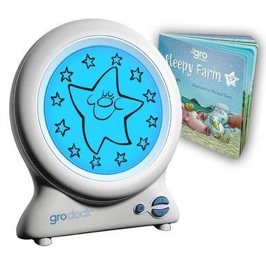Communicative Glowing Kids Alarms