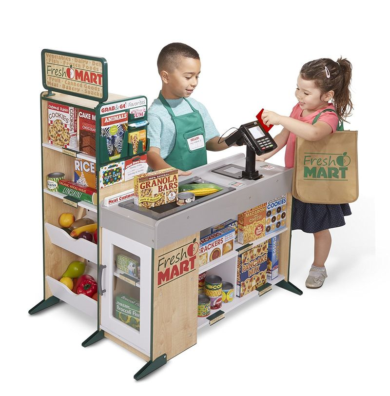 Market Proprietor Play Sets