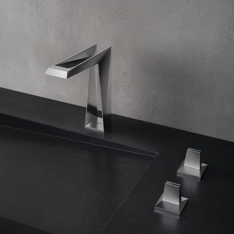 3D-Printed Metal Faucets