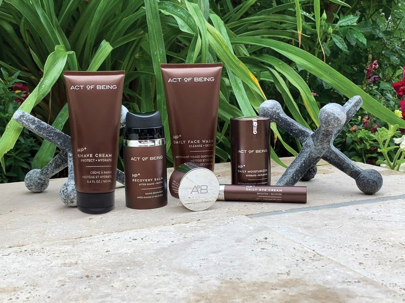 Plant-Powered Grooming Collections
