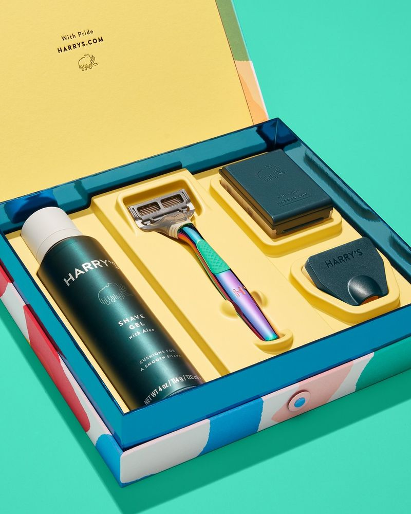 LGBTQ-Supporting Grooming Sets