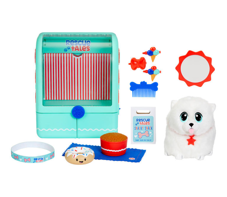 Mobile Grooming Toys