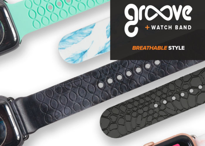 Breathable Smartwatch Straps