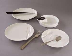 Grooved Tableware