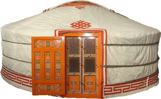Circus Tent Guesthouses