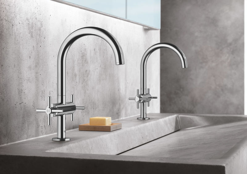 Minimal Design-Focused Faucets