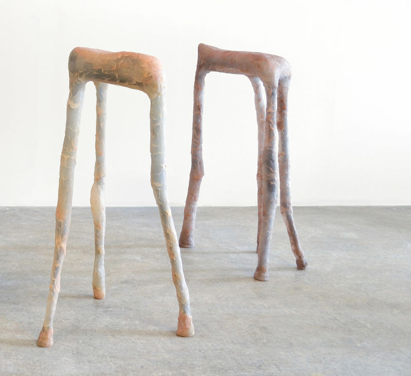 Flesh-Like Furniture Collections