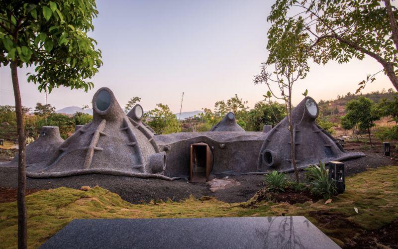 Hobbit-Inspired Homes