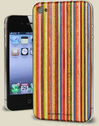 Luminous Linear iPhone Covers