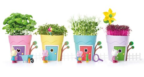 Potted Plant Playsets